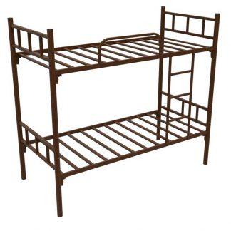 Двухъярусная металлическая кровать АРСЕНАЛ в Перми, железная