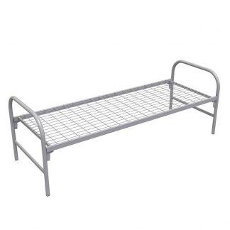 Кровать одноярусная металлическая - КМС-1 - купить со склада в Перми
