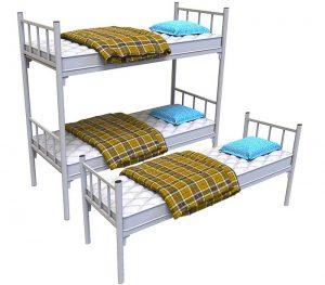 Металлические кровати Пермь. Железные кровати в Перми