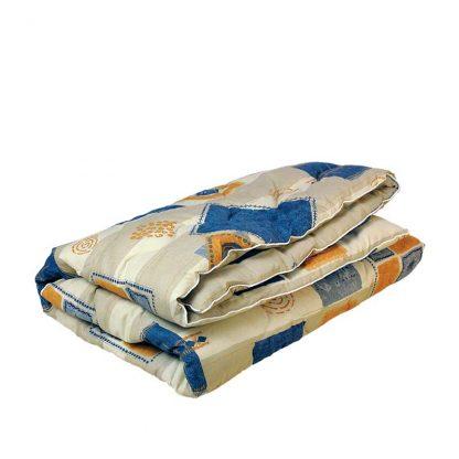 Синтепоновое одеяло в Перми. Одеяло 1,5 спальное Синтепон/ПЭ