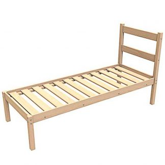 Кровать деревянная одноярусная КД/1-2000*900 Пермь