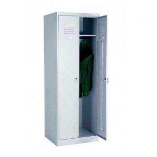 Купить шкаф для для раздевалки в Перми ШРК 22-800 металлический