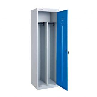 Шкаф для одежды ШРЭК 21-530 цена в Перми. Металлический шкаф