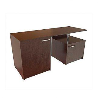 Купить стол с минибаром и тумбой Т-106 в Перми. Гостиничный стол