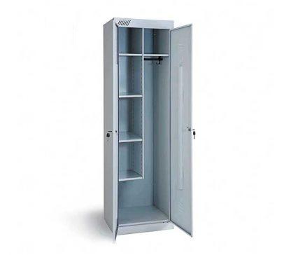 Шкаф для уборочного инвентаря в Перми. Купить ШМУ 22-530 - Пермь