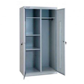 Шкаф хозяйственный металлический ШМУ 22-800 купить в Перми