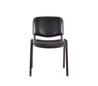 Купить компьютерный стул со склада, модель ИЗО (ТКАНЬ), чёрный - цена