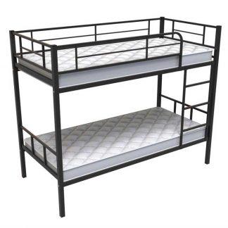 Купить 2 ярусную кровать в Перми Севилья с пружинными матрасами