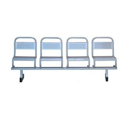 Секция стульев четырехсекционная СМП-4 Пермь Секция кресел цена в Перми