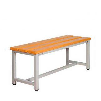 Скамейка из дерева и металла СГ-2000, описание, характеристики.