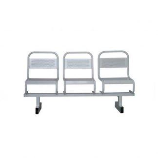 Секция модульных стульев трехсекционная СМП-3 в Перми
