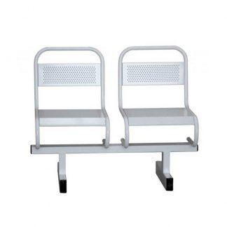 Секция стульев двухсекционная — СМП-2 в Перми