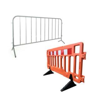 Фан-барьеры | Передвижные секции