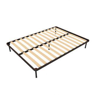 Каркас кровати с широкими ламелями 2000*1400 мм - ОК.14.Л6