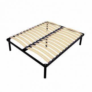 Кровать основание со сдвоенными ламелями 2000*1800 мм - ОК.18.Л3