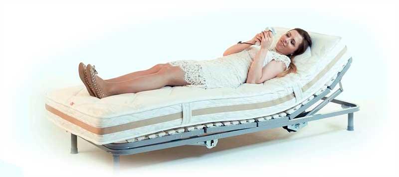 Основание ортопедическое односпальное для кровати