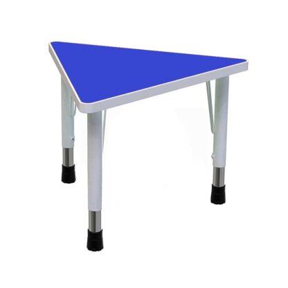 Стол детский «Треугольник» синий
