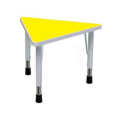 Стол детский «Треугольник» желтый